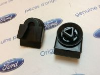 Ford Granada MK3 New Genuine Ford bumper clips x2